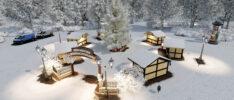 Weihnachtsmarkt trotz Corona