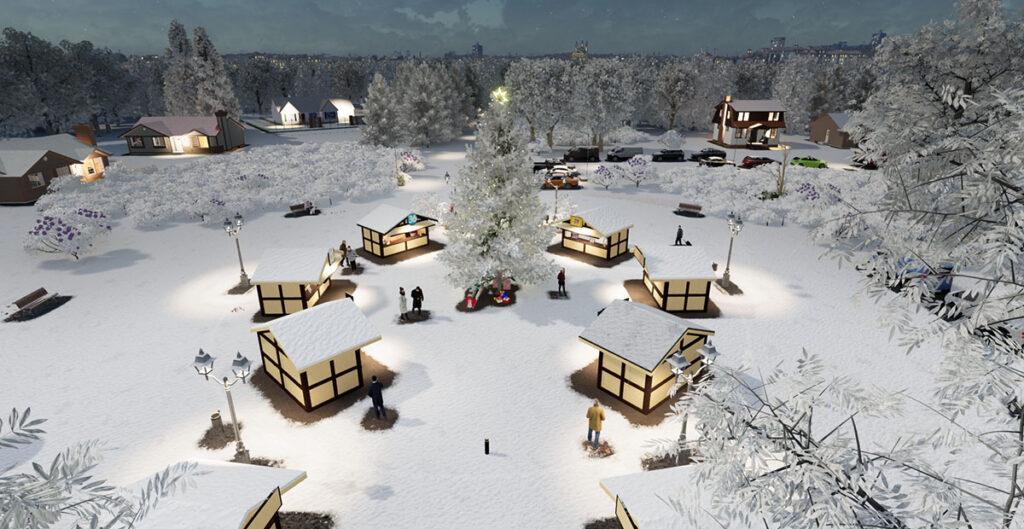 weihnachtsmarkt online
